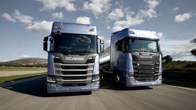 Yeni nesil Scania Türkiye yollarında