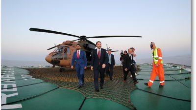 Akdeniz'de İlk Sondaj Kuyusu Bu Yıl Kazılacak
