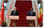 Senegal, bizim için değerli bir dost ve stratejik ortaktır