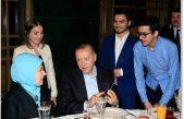 Emine Erdoğan, Cumhurbaşkanlığı Külliyesinde gençlerle sahur yaptı