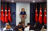"""""""Türkiye, tüm dünyaya demokrasi dersi vermiştir"""""""