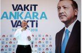 """""""Ankara, Türkiye'nin geleceği için gövdesini namlulara siper etti"""""""