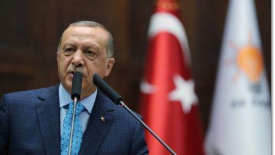 Cumhurbaşkanı Erdoğan, TBMM grup toplantısında konuştu