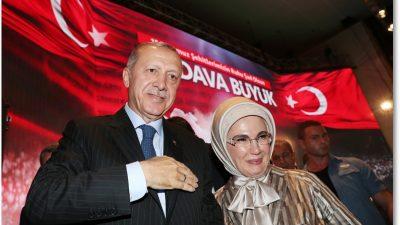 """""""15 Temmuz, Türk Milleti'nin yeniden dirilişinin ve şahlanışının adıdır"""""""