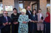 Emine Erdoğan, Güney Afrika'da Maarif Vakfı Ofisi'nin açılışını yaptı