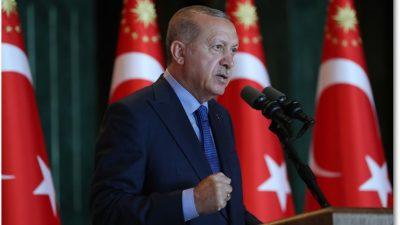 """""""Türkiye'nin 2023 hedeflerine ulaşması, tüm coğrafyamızın geleceğine yön verecektir"""""""
