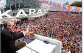Cumhurbaşkanı Erdoğan, 6. Olağan Kongresi öncesinde kendisini bekleyen vatandaşlara hitap etti