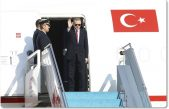 Cumhurbaşkanı Erdoğan, İran'a gitti