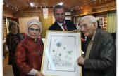 Emine Erdoğan, Nezahat Gökyiğit Botanik Bahçesi'ni ziyaret etti