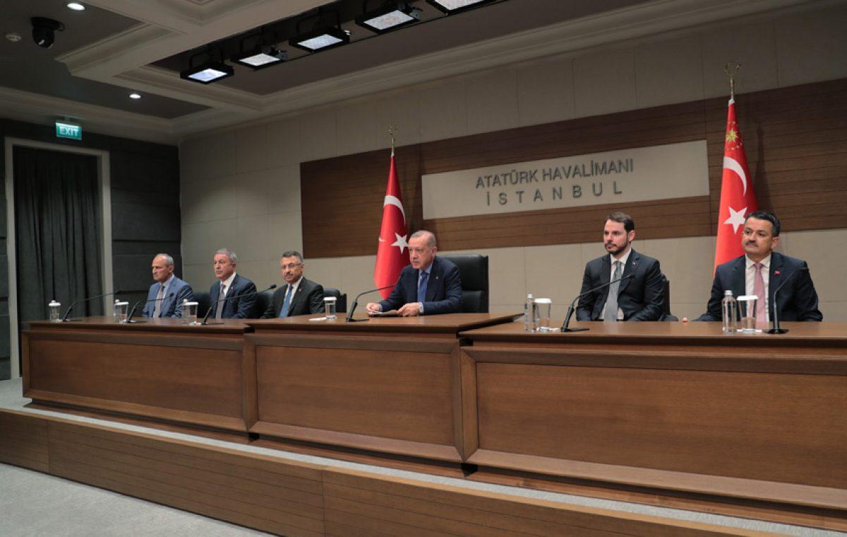 """""""Balkanların barış, istikrar, huzur ve refahı bizim için son derece önemlidir"""""""