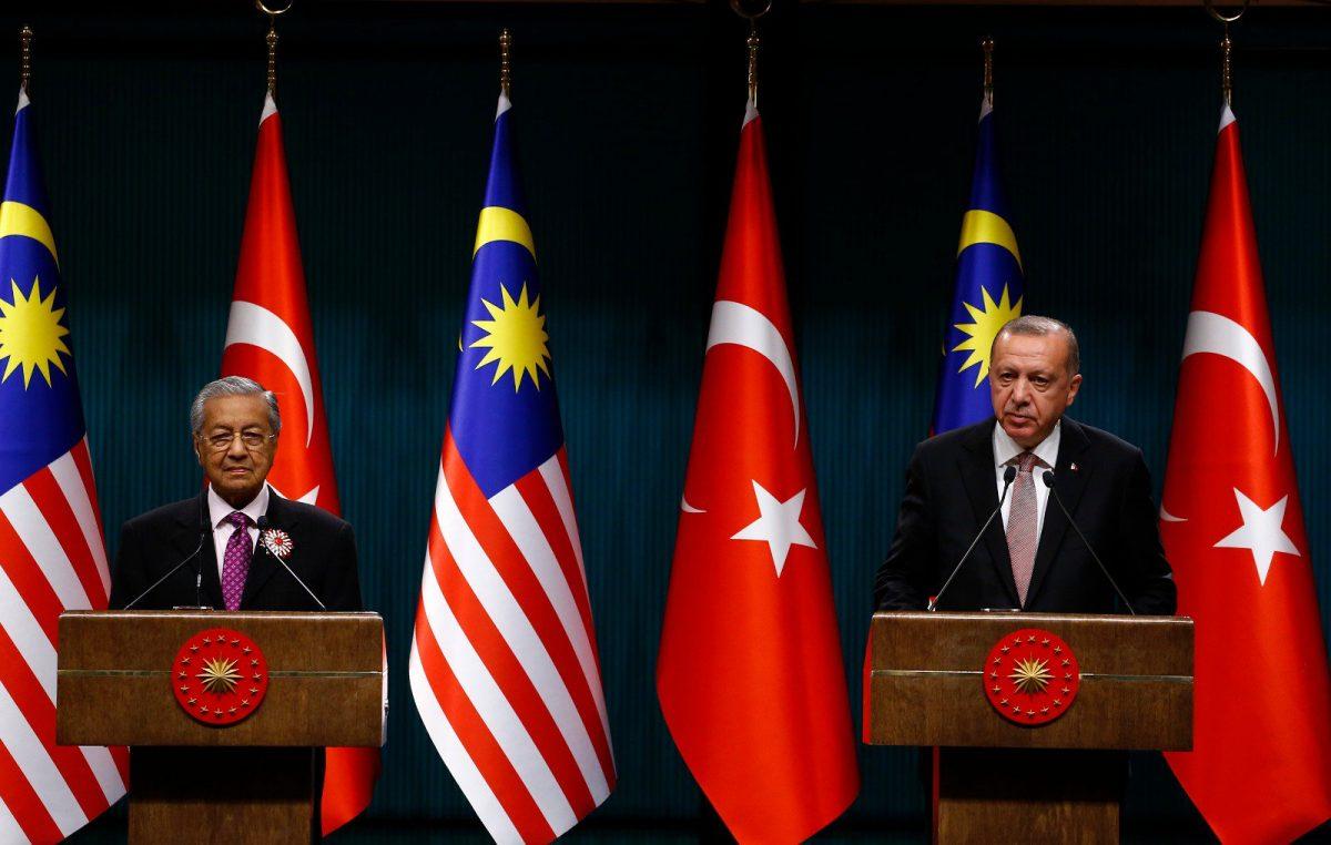"""Cumhurbaşkanı Erdoğan""""Önümüzdeki dönemde Türkiye Malezya arasındaki iş birliğinin her alanda ilerlediğine şahit olacağız"""""""