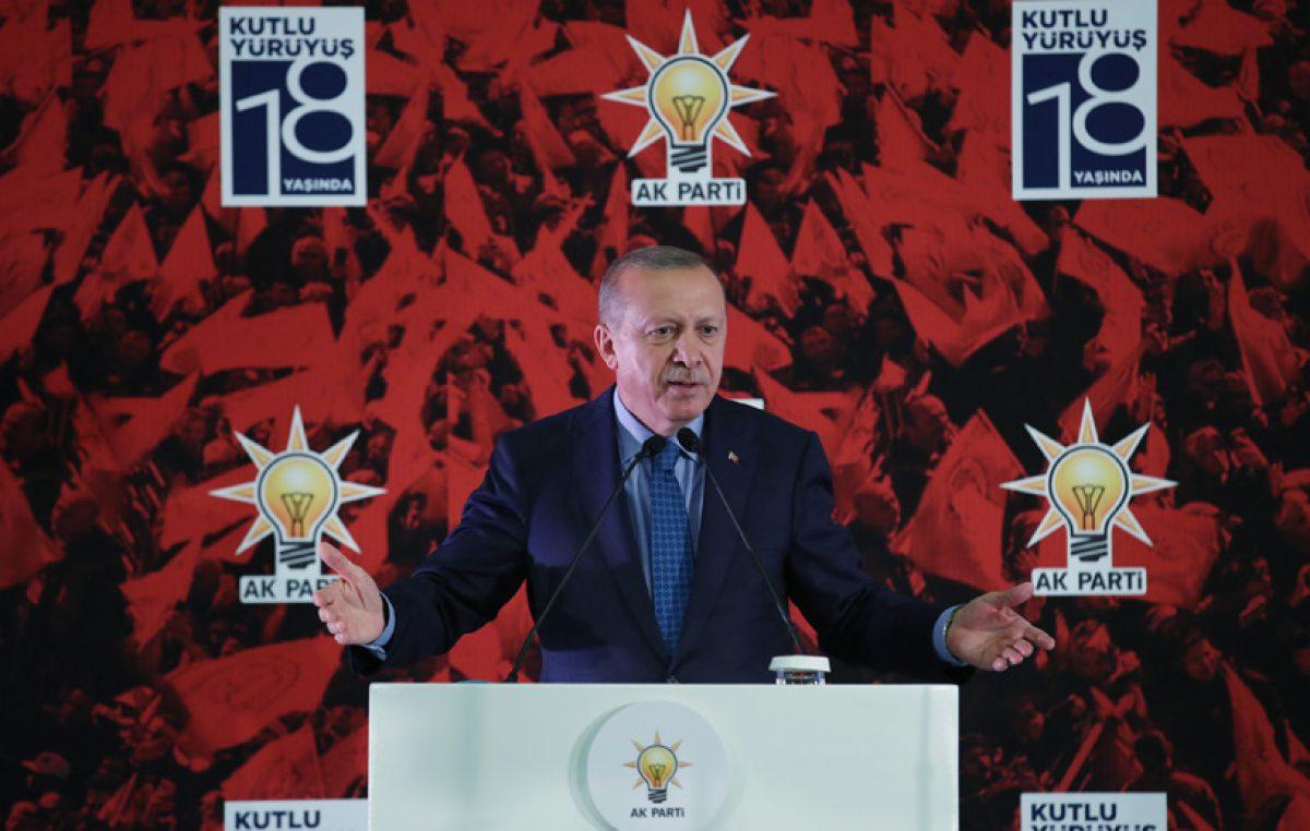 """""""Artık sahada sözünü söyleyen ve bunun gereklerini yaparak netice alabilen bir Türkiye var"""""""