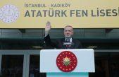 """Cumhurbaşkanı Erdoğan, """"Eğitim konusunda tarihimizin en kapsamlı dönüşüm hamlesine imza attık"""""""