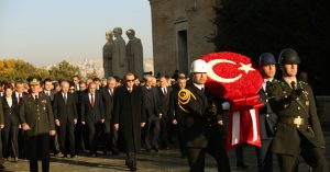Atatürk'ün ebediyete irtihalinin 81. yıl dönümü