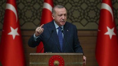 Cumhurbaşkanı Erdoğan, TOKİ 100 Bin Sosyal Konut Kampanyası tanıtım törenine katıldı