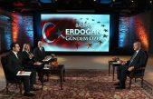 Cumhurbaşkanı Erdoğan, A Haber canlı yayınına katıldı