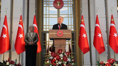 Cumhurbaşkanı Erdoğan'dan Dünya Kadınlar Günü Mesajı