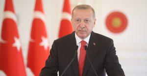"""Cumhurbaşkanı Erdoğan, """"Türkiye, yenilenebilir enerjide dünyanın sayılı ülkeleri arasındadır"""""""